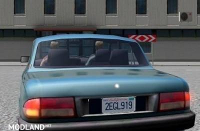 California License Plate [1.3.3], 1 photo